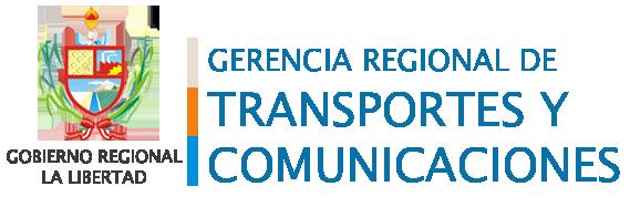 Gerencia Regional de Transportes y Comunicaciones La Libertad